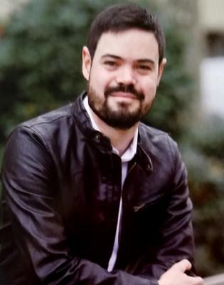 Andres Corpas, ex alumno de Periodismo