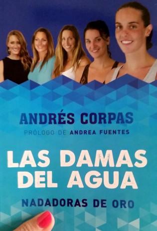"""""""Las damas del agua"""", editado por La esfera de los libros."""