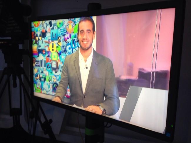 José Ángel Cuadrado, periodista UCH-CEU