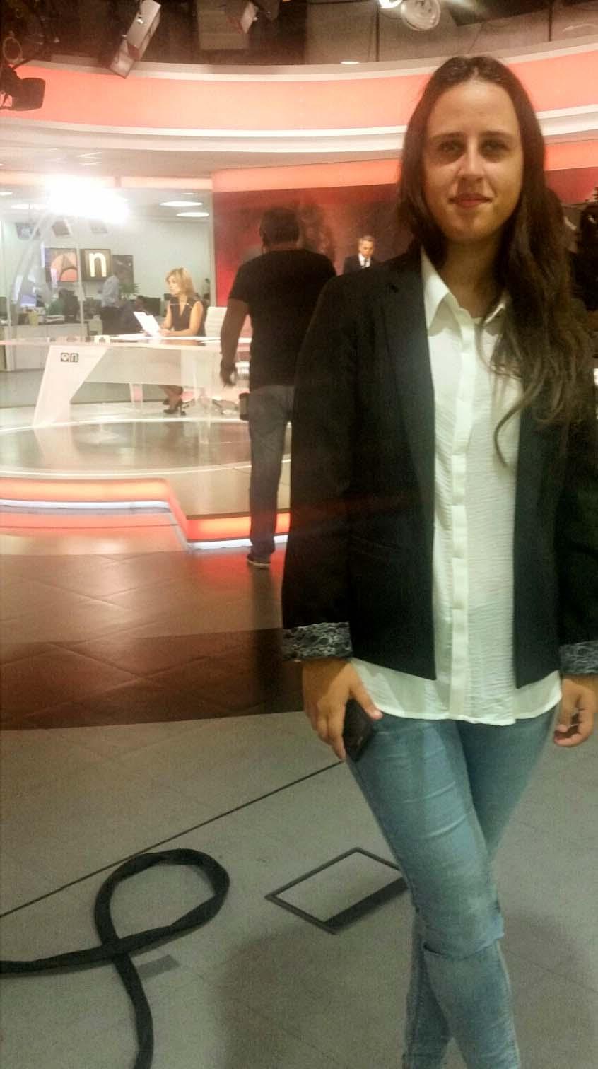 Ana Ribas en Antena3