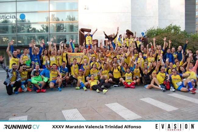 Runners Ciutat de Valéncia