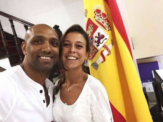 Salvador de Bahía – Ricardo, mi jefe del departamento de Poder Notarial. Jefes que son amigos y se acaban convirtiendo casi en familia.