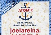 El ATOMIC FEST cuenta con un gran elenco de artistas.