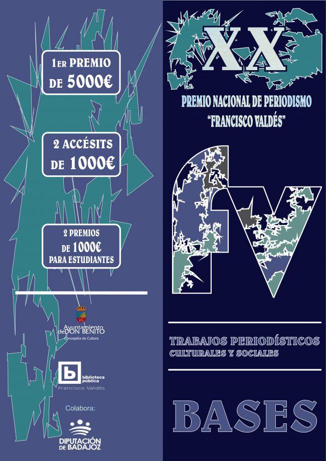 Premios de Periodismo Francisco Valdés