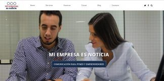 Mi Empresa Es Noticia, del ex alumno de Periodismo José A. Cuadrado organiza el evento.
