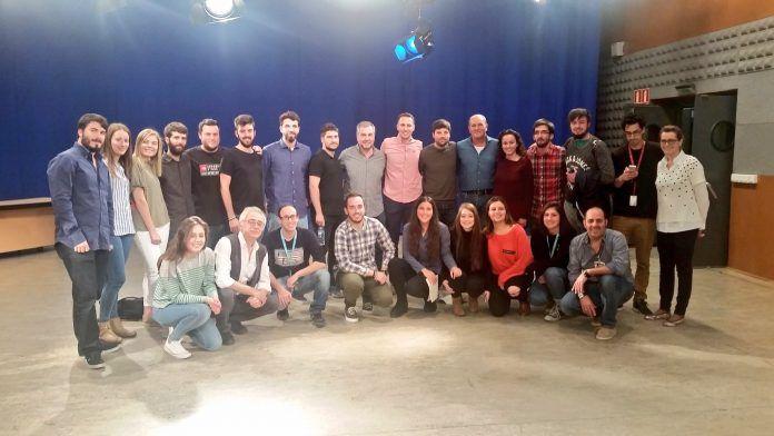 Gracias a todo el equipo que hizo posible la entrevista a Carlos Alsina.