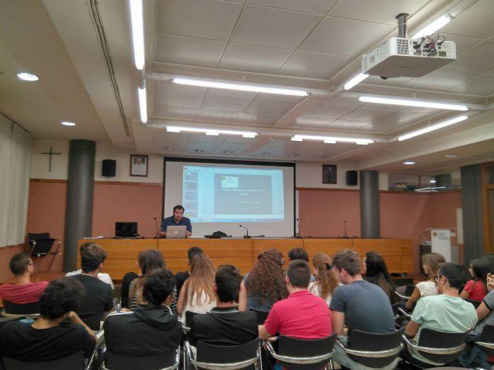 Damià Vidagany ha destacado la importancia de la radio en el periodismo deportivo en España.
