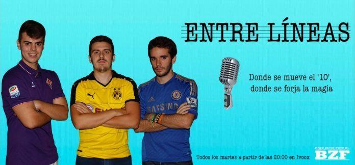 """Rafa, Pau, Manuel y Joan crean el programa de radio """"Entre líneas"""""""