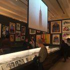 Vista de una de la salas de la exposición 'Warhol. El arte mecánico'