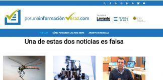 """El portal """"Por una información veraz"""" ofrece claves para no creer las noticias falsas."""