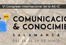 VI Congreso de la Asociación Española de Investigación en la Comunicación