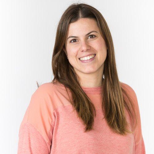 Raquel estudió Periodismo y Comunicación Audiovisual
