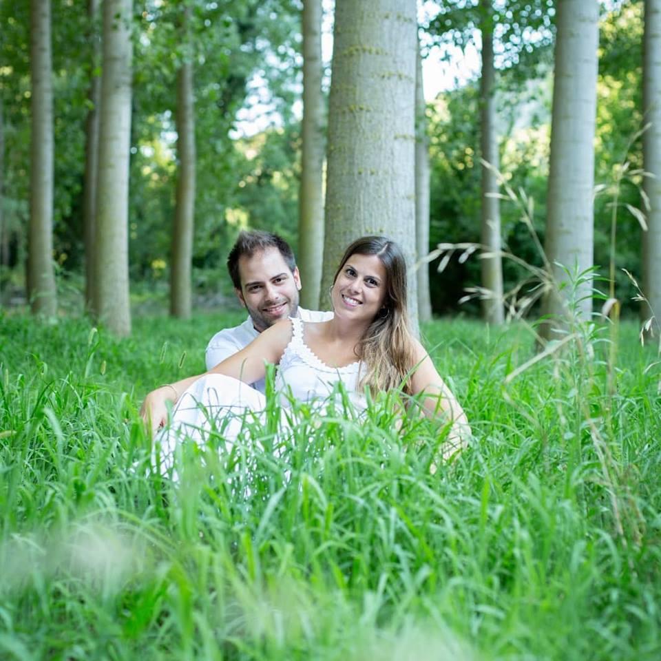 Raquel y Oriol están en este momento de viaje de luna de miel.