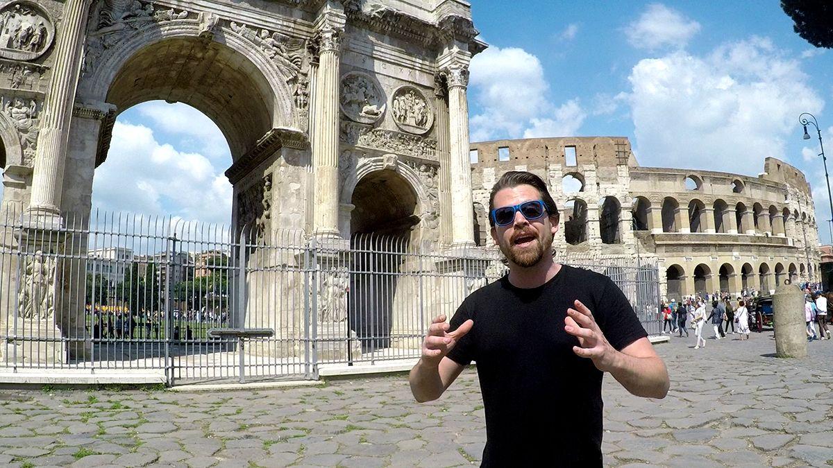 José Parra es un apasionado del periodismo de viajes.