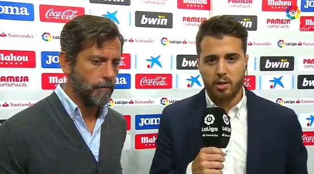Víctor Romero reconoce que durante un tiempo abandonó la idea del periodismo deportivo.