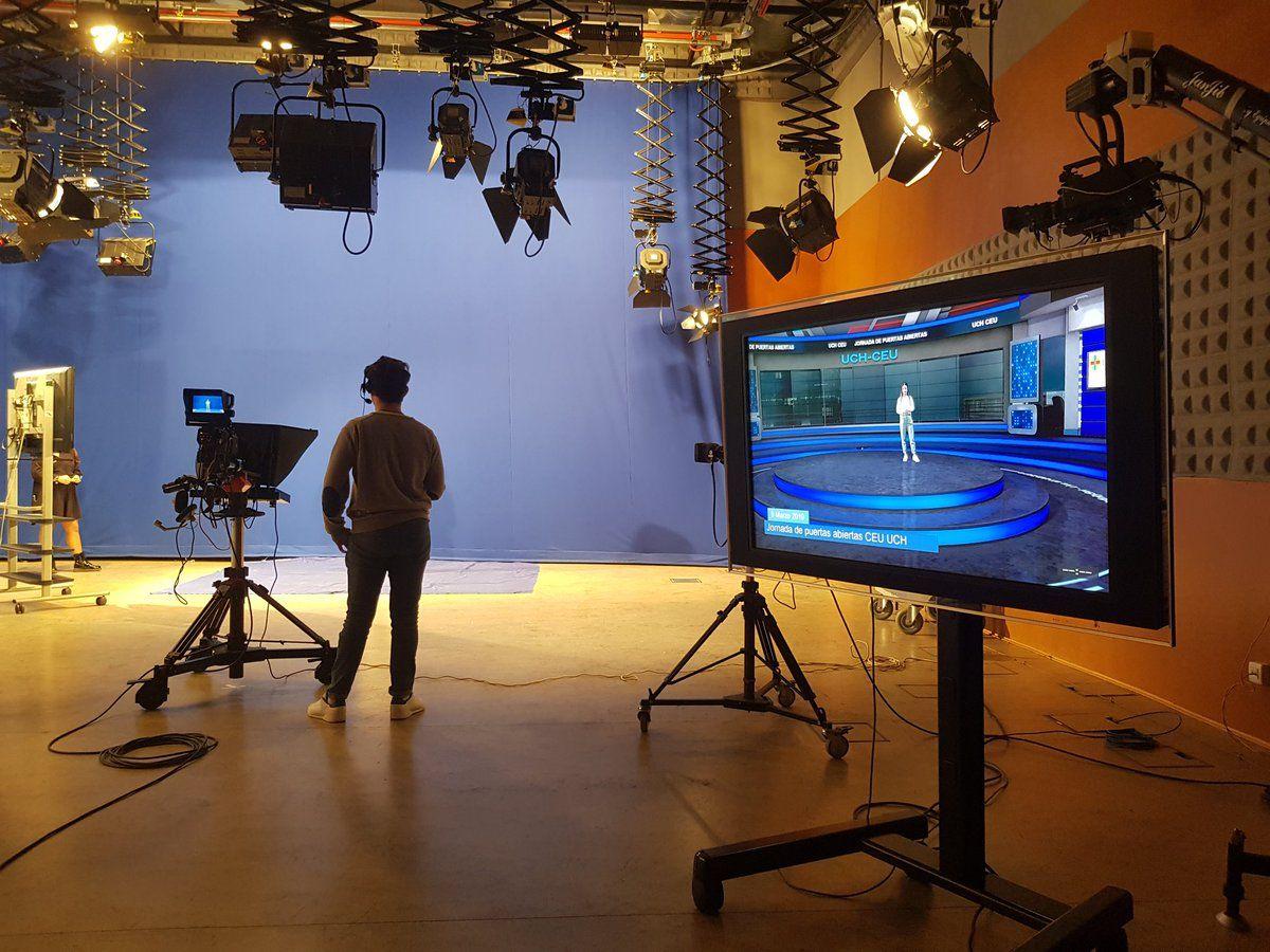 Taller de televisión y realidad virtual