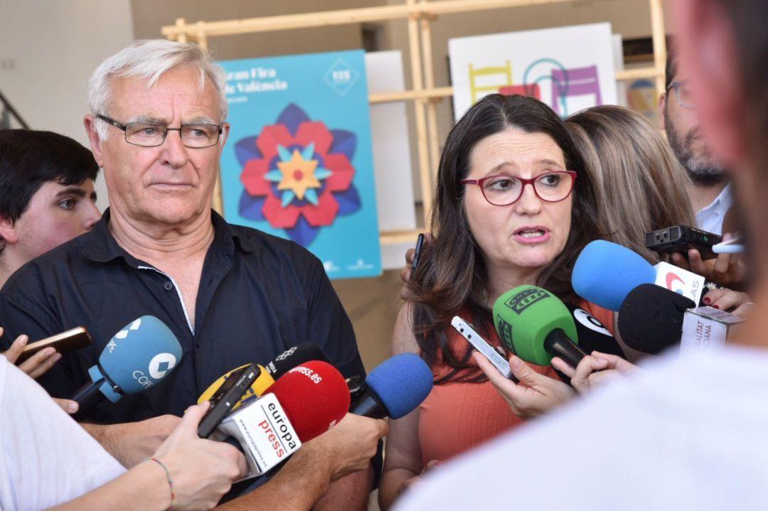 Ramón ha cubierto buena parte de la actividad parlamentaria de Les Corts Valencianes y de otras instituciones políticas valencianas durante sus prácticas.