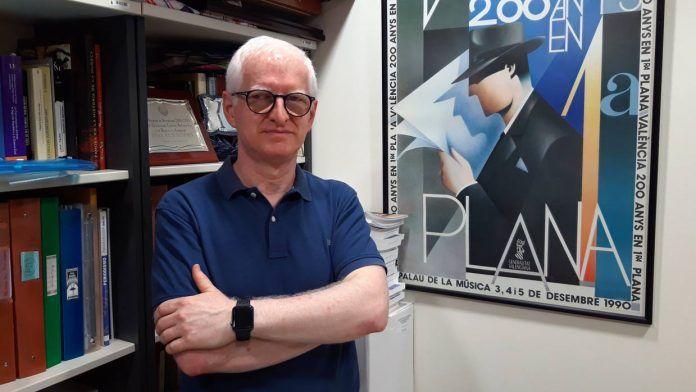 Profesor y responsable del COIL en Periodismo, Josep Solves