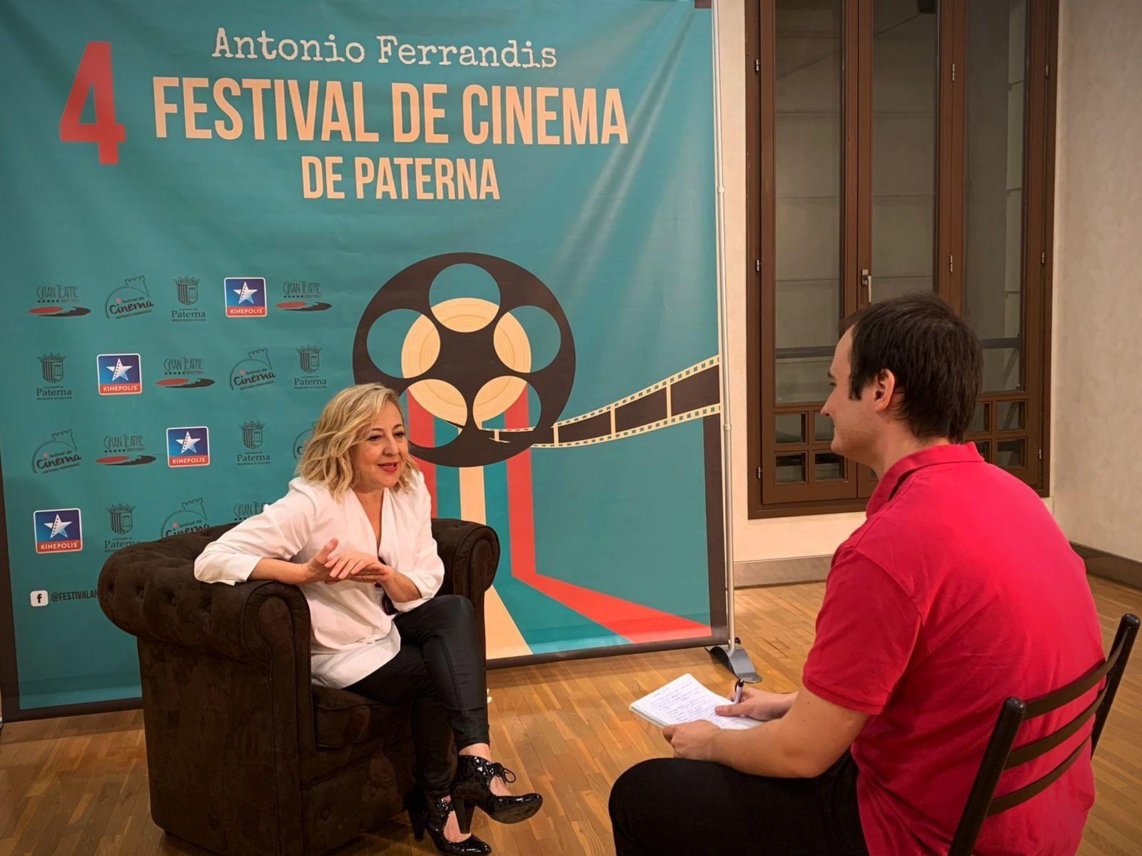 Uiso Crespo ha podido entrevistar a actores y actrices de primer nivel.