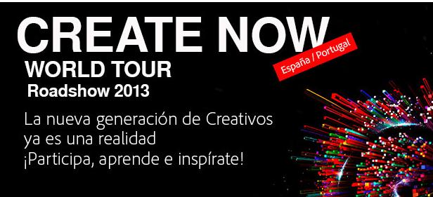 Un viaje creativa a travñés del Creative Cloud