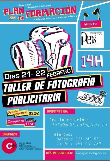 taller de fotografia