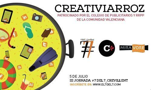 Terceras jornadas Creativas del 7 del 7del 7 del