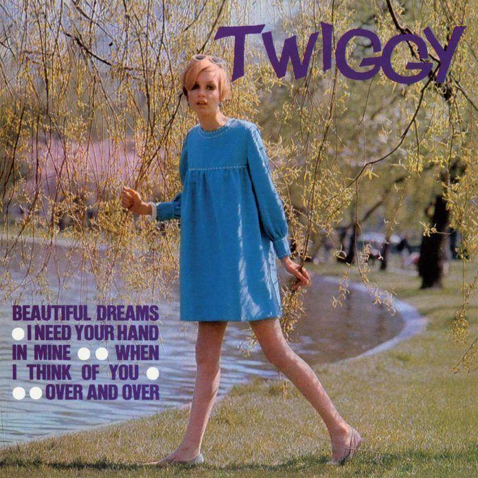 Portada del disco de Twiggy editado por Munster Records