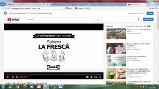 """Salvem la Fresca"", Publips´Serviceplan, Ikea"