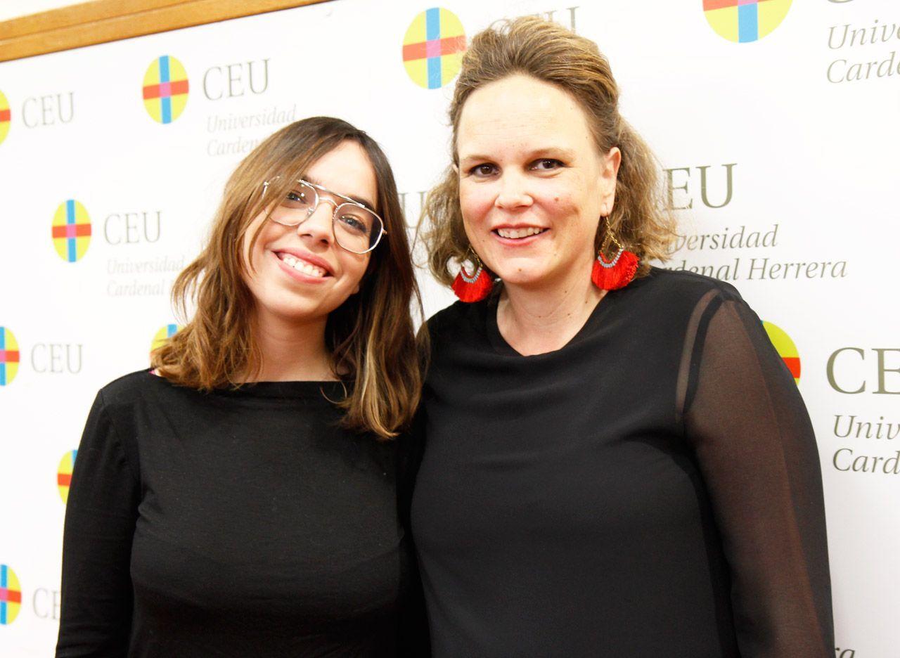 Sophie von Schönburg y María Peris, de CuldeSac