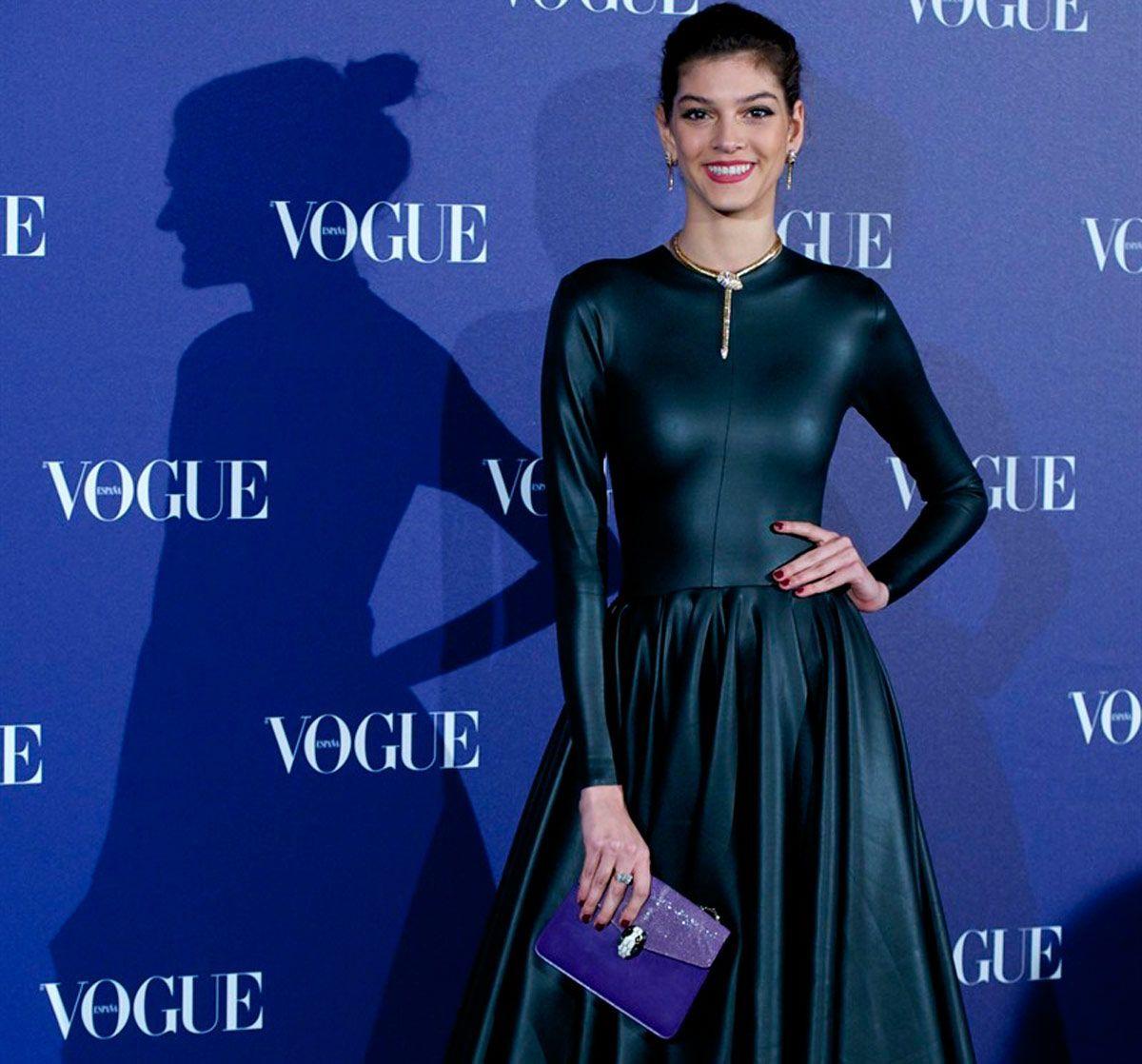 Marta Ortiz, es valenciana y una de las modelos internacionales más cotizadas
