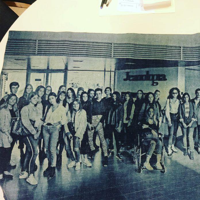 Imagen de alumnos en Jeanología