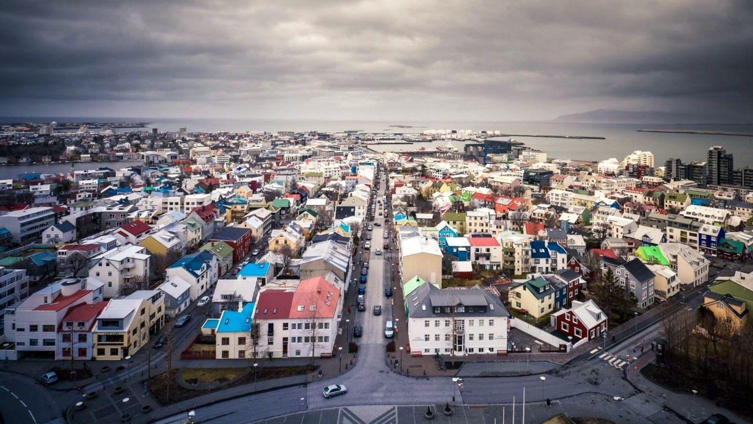 Overview of Reykjavík
