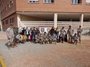 Veterinaria CEU con el Equipo Cinológico del Batallón de la Policía Militar nº I, en Bétera (Valencia)