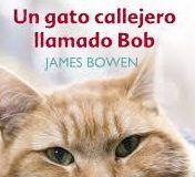 """""""un gato callejero llamado Bob"""""""