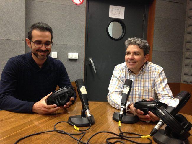 Invitados al programa MundoVET: Juan José Quereda y Antonio Cruz