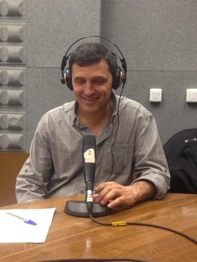 Federico Guillén Salazar en MundoVET de radioCEU