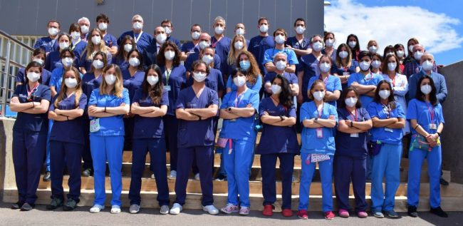 Equipo HCV CEU