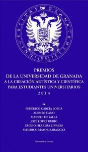 Imagen sobre los premios de la universidad de Granada