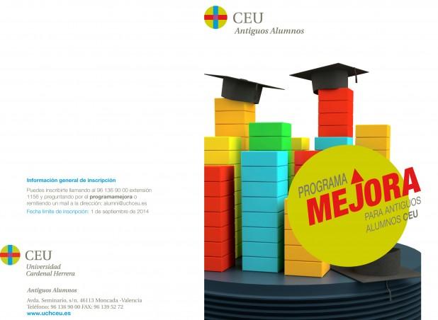 Programa mejora Uch CEU
