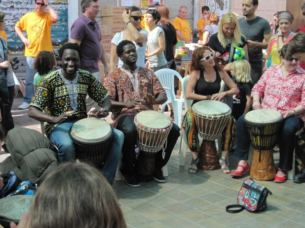 Fiesta Solidaria Africana